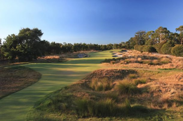 Kingston Heath Golf Club, Melbourne, Australia - PerryGolf.com