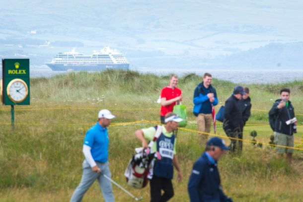 Attend The Open Championship with PerryGolf and Azamara Club Cruises