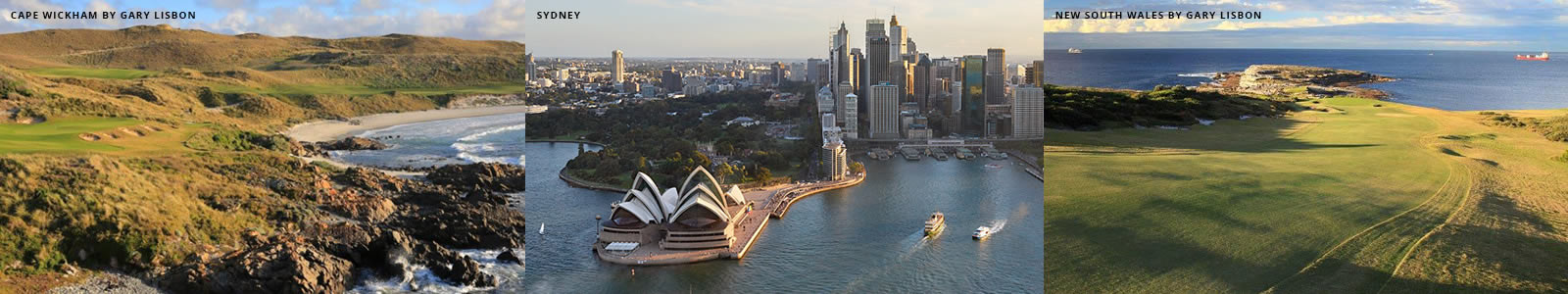 Golf Vacation Packages Australia Luxury Cruises Perrygolf