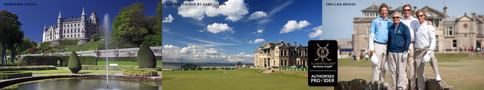 Scottish Golf Cruising Packages Scotland and Golf Vacations Scotland