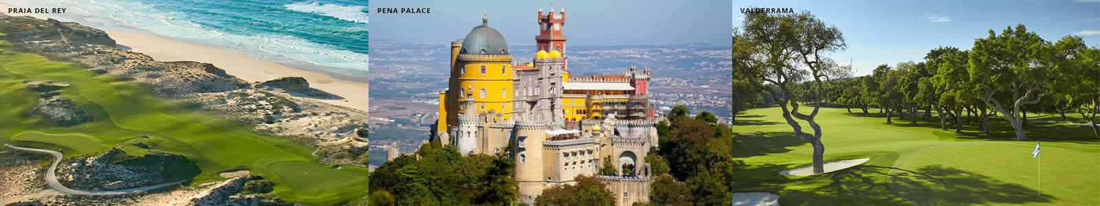 Spain and Portugal Golf Vacation Trips and Spanish and Portugal Golf Cruises