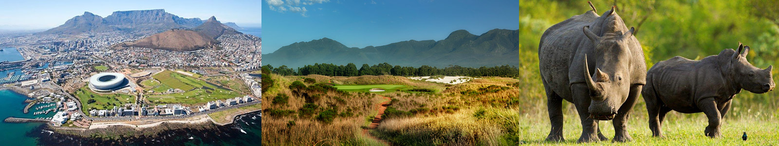 The Best of South Africa 2017 ~ Golf, Safari, Cape Town, the Winelands & Garden Route