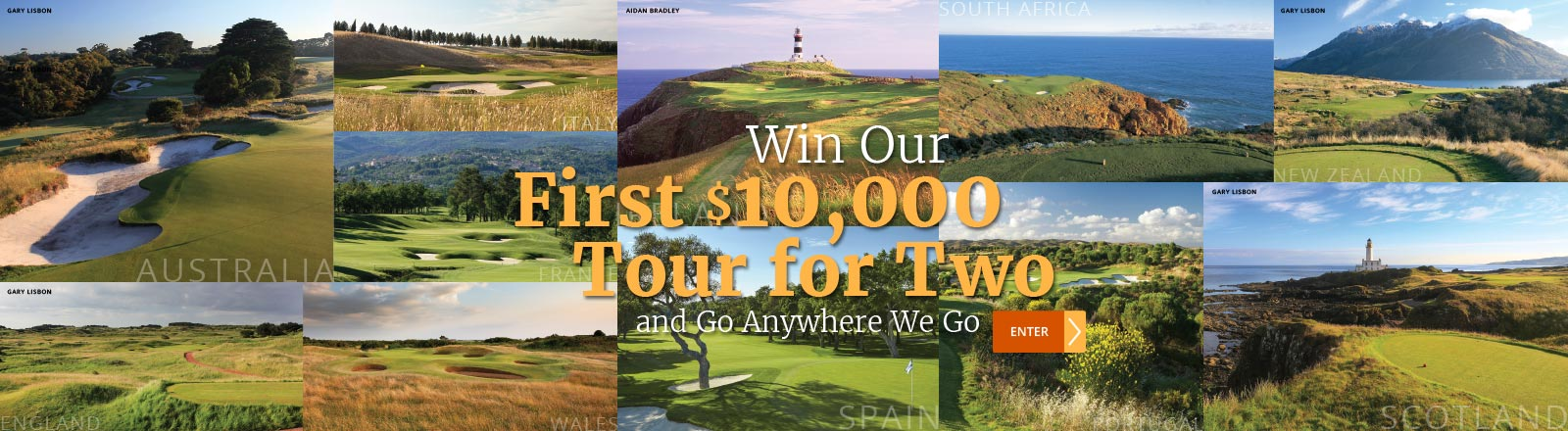Win Our First $10,000 Tour for Two