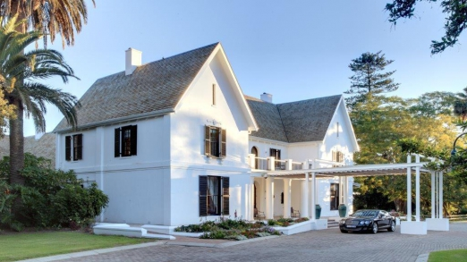 FANCOURT MANOR HOUSE: GEORGE, SOUTH AFRICA