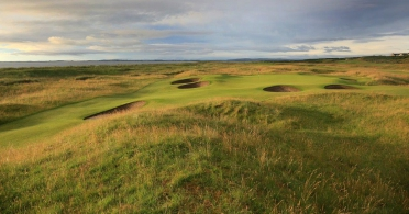 Royal Dornoch by Gary Lisbon