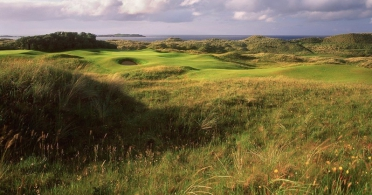 Royal Portrush by Aidan Bradley