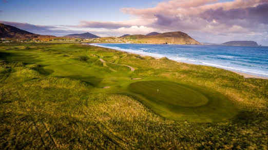 BALLYLIFFIN GOLF CLUB – GLASHEDY LINKS: INISHOWEN, IRELAND