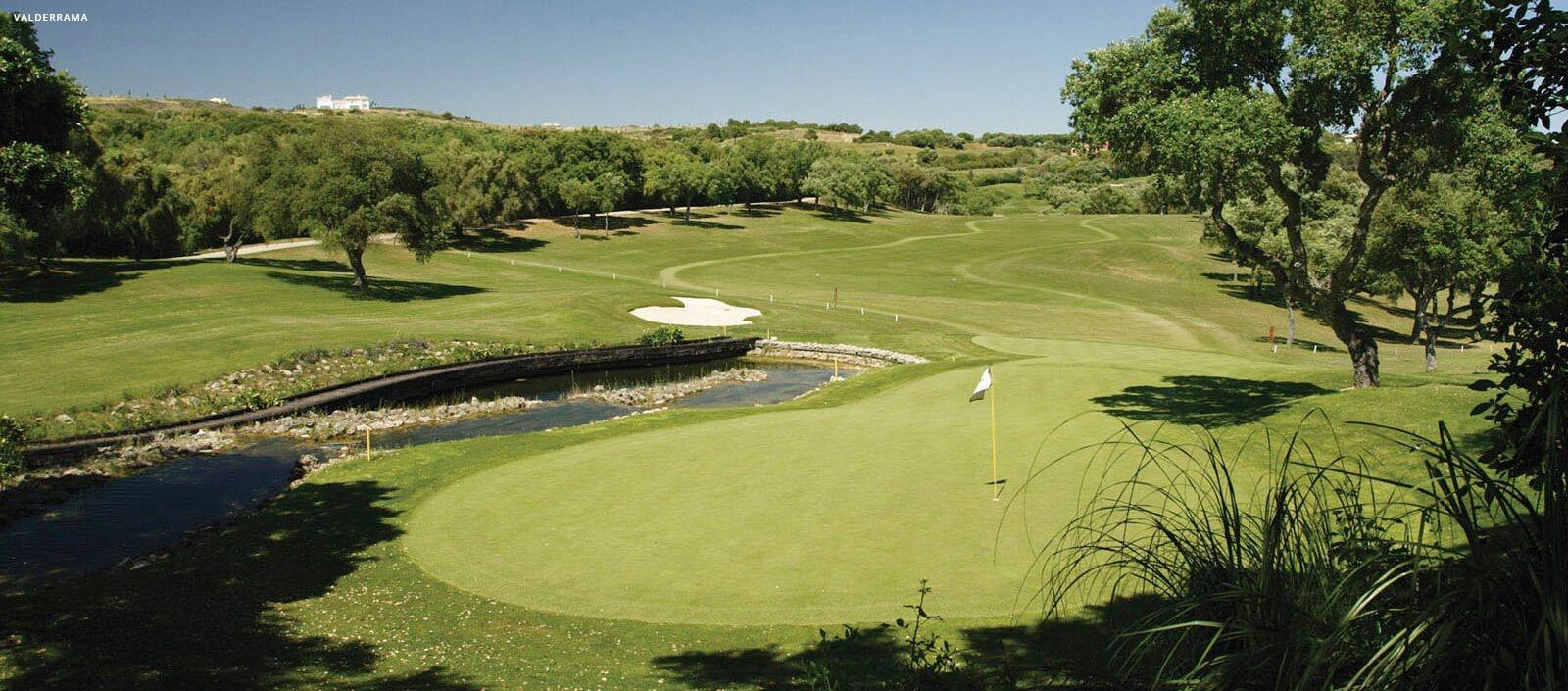 The Best Of Spain Sample Custom Golf Tour Golf Vacation Spain