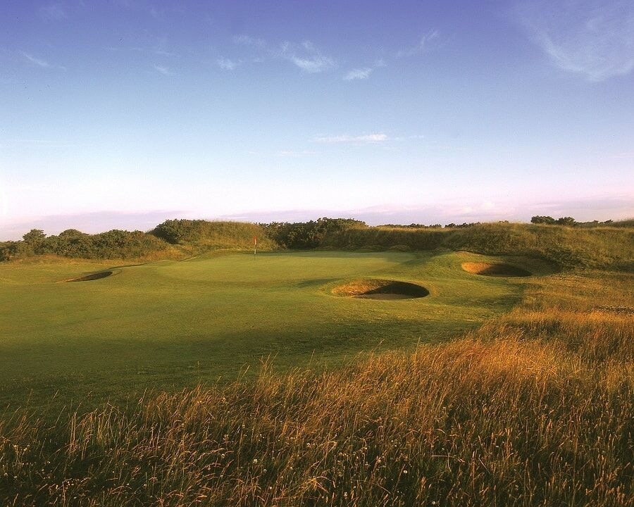 New Course at St. Andrews by Russell Kirk