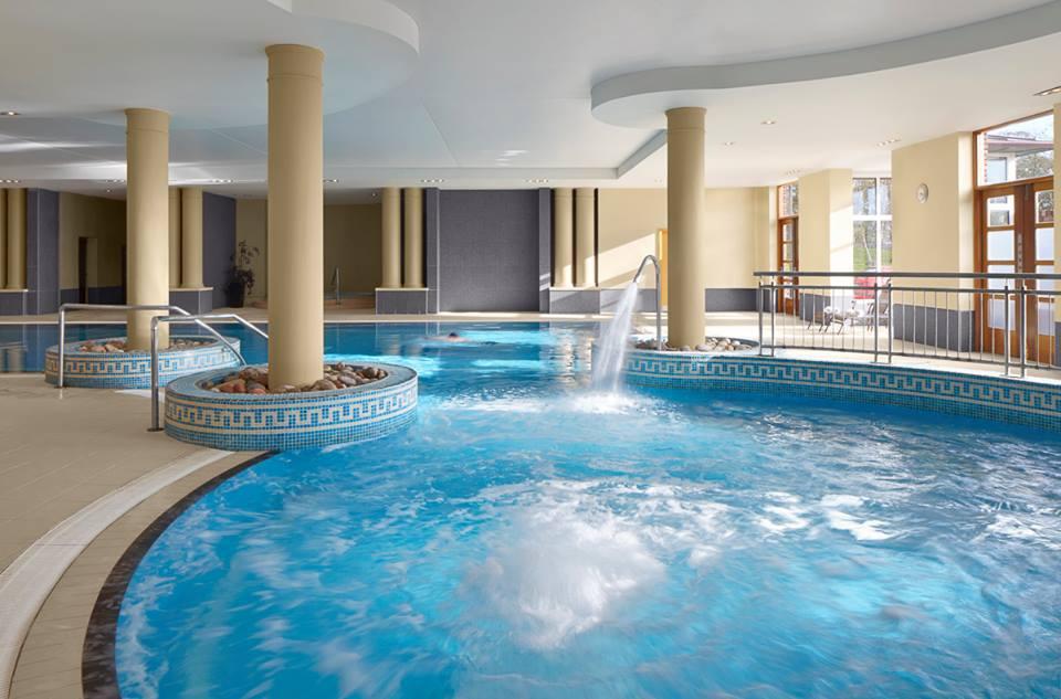 Radisson blu hotel spa sligo ireland golf packages perrygolf for Glasshouse hotel sligo swimming pool