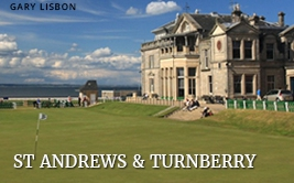 St Andrews and Turnberry