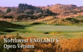 <p>The Open Venues of Northwest <strong>England</strong></p>
