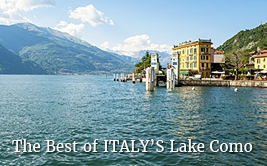 <p>The Best of <strong>Italy's</strong> Lake Como</p>