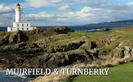 <p><strong>Muirfield&nbsp;</strong>and&nbsp;<strong>Turnberry</strong></p>