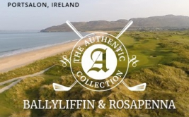 <p>Authentic Ireland ~ Ballyliffin & Rosapenna</p>