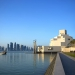 The Museum of Islamic Art by I.M. Pei in Doha