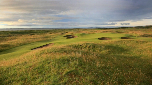 ROYAL DORNOCH GOLF CLUB: DORNOCH, SCOTLAND