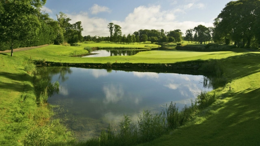 K CLUB - RYDER CUP COURSE: STRAFFAN, IRELAND