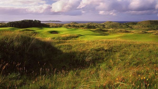 ROYAL PORTRUSH - DUNLUCE COURSE: PORTRUSH, NORTHERN IRELAND