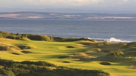 KINGSBARNS GOLF LINKS: ST ANDREWS, SCOTLAND