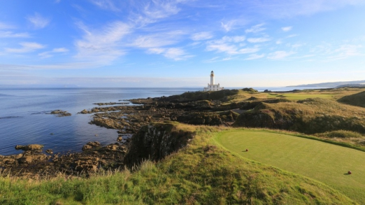 TRUMP TURNBERRY - AILSA COURSE: TURNBERRY, SCOTLAND