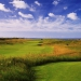 Portmarnock Golf Club No.6 by Aidan Bradley