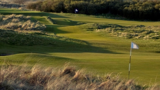PRESTWICK GOLF CLUB: PRESTWICK, SCOTLAND