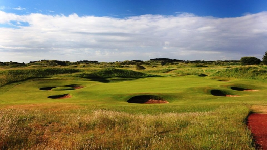 ROYAL BIRKDALE GOLF CLUB: SOUTHPORT, ENGLAND