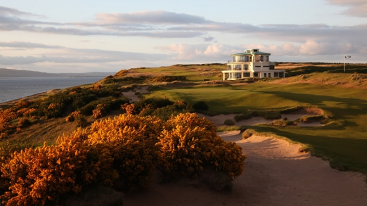 CASTLE STUART GOLF LINKS: INVERNESS, SCOTLAND