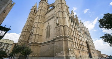 The Cathedral of Santa Maria, Palma de Mallorca