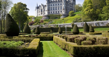Dunrobin Castle and Gardens, Scotland