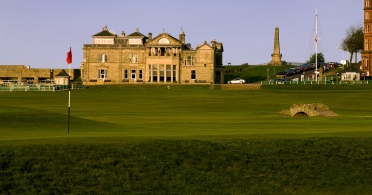 The Old Course by Russell Kirk