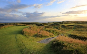 ROYAL TROON GOLF CLUB: TROON, SCOTLAND
