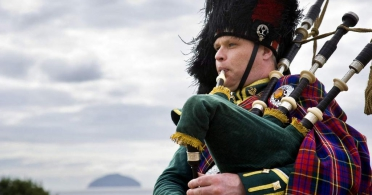 The Turnberry Piper