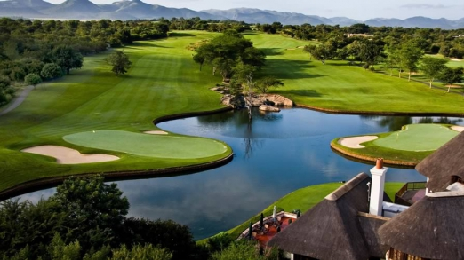 LEOPARD CREEK: MPUMALANGA, SOUTH AFRICA