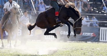 Gaucho Rodeo in Montevideo