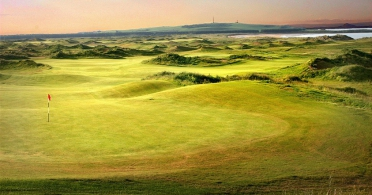 DUMBARNIE LINKS, FIFE, SCOTLAND