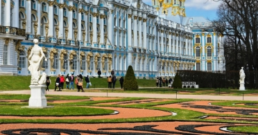 Catherine Palace, St Petersburg