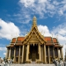 Wat Phra Kaeo Temple in the Grand Palace Bangkok