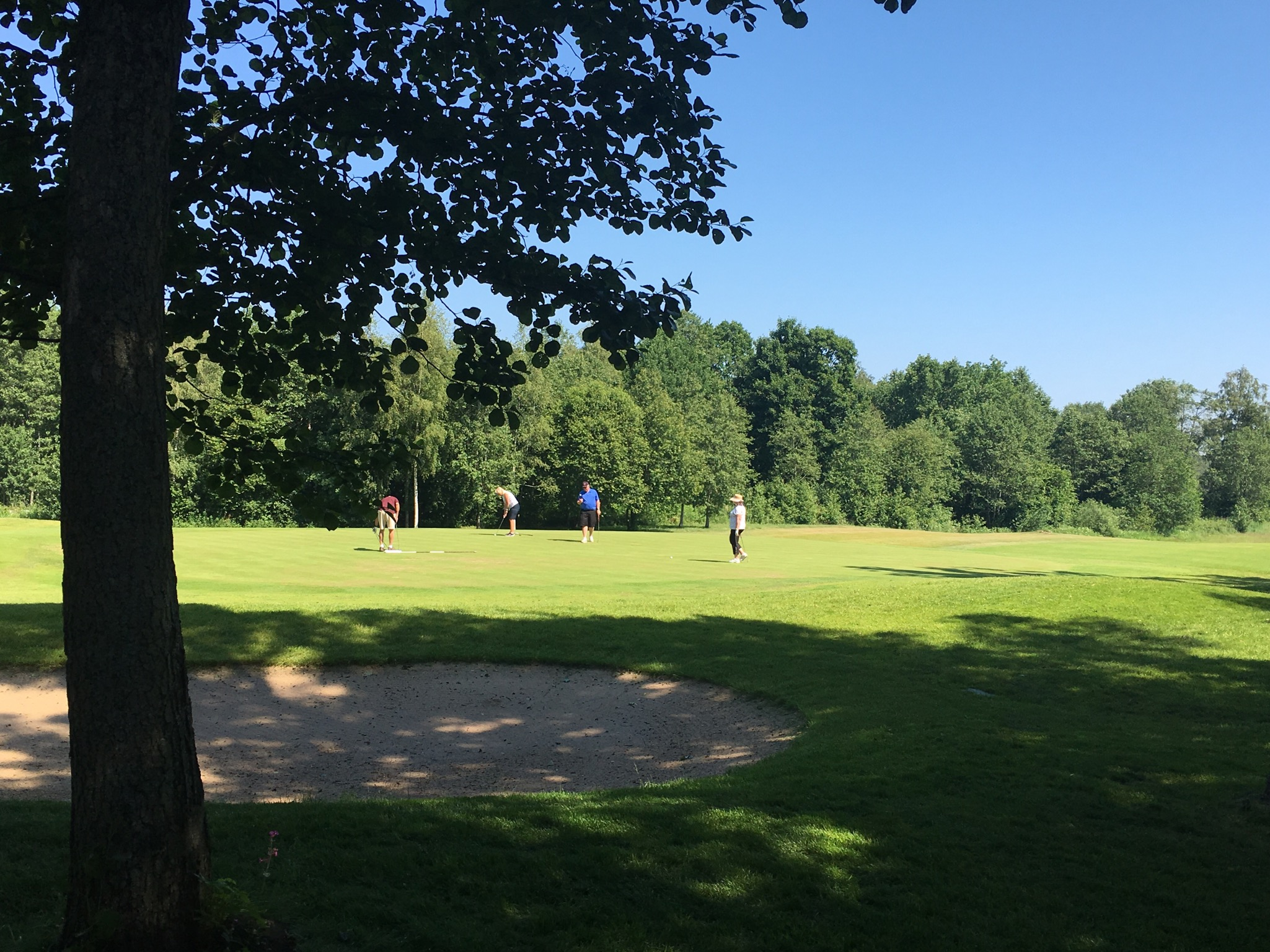 2016 Baltic Sea PerryGolf Cruise - Estonian Golf & Country Club - PerryGolf.com