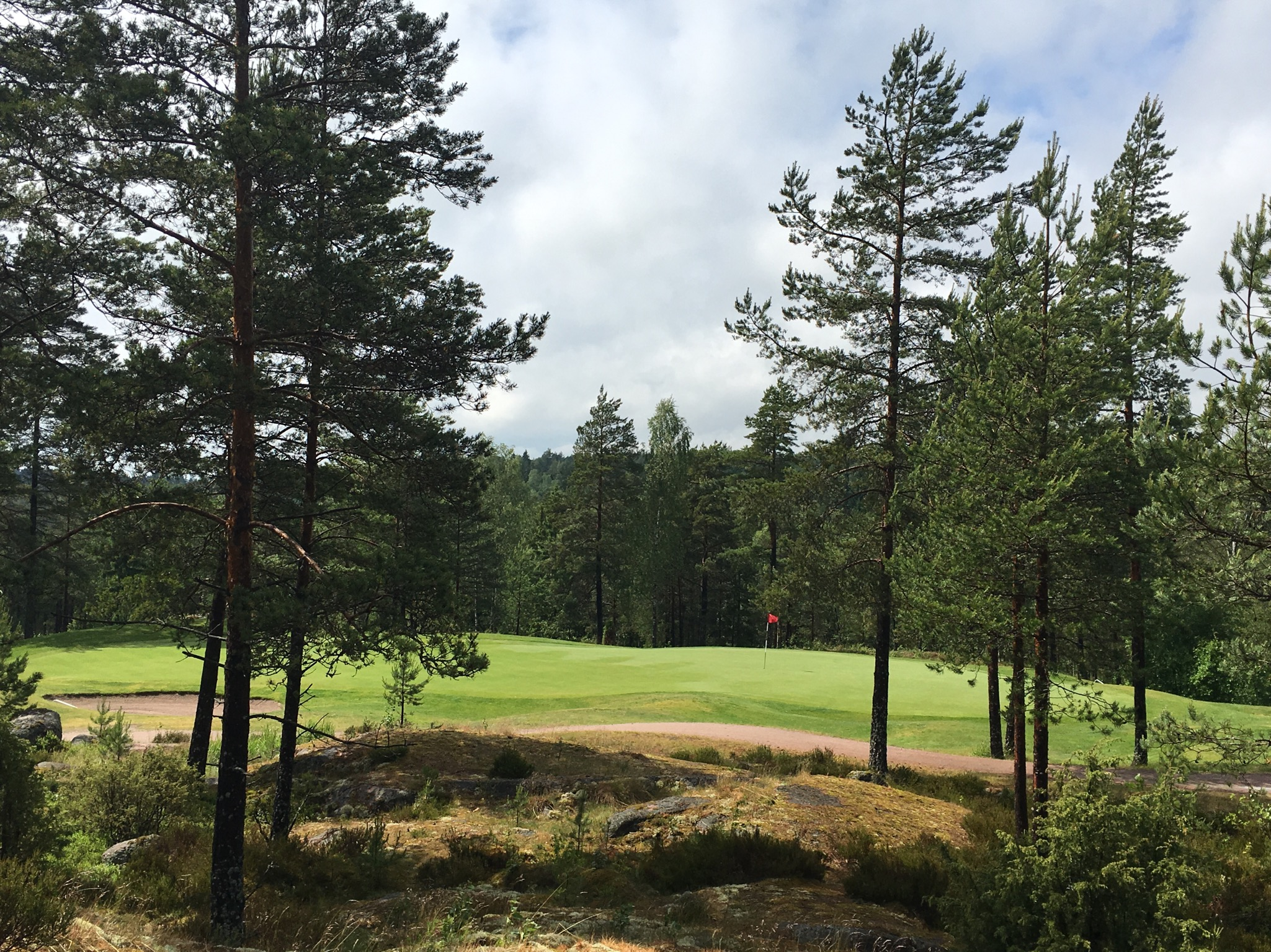 2016 Baltic Sea PerryGolf Cruise - Hirsala Golf Club - PerryGolf.com