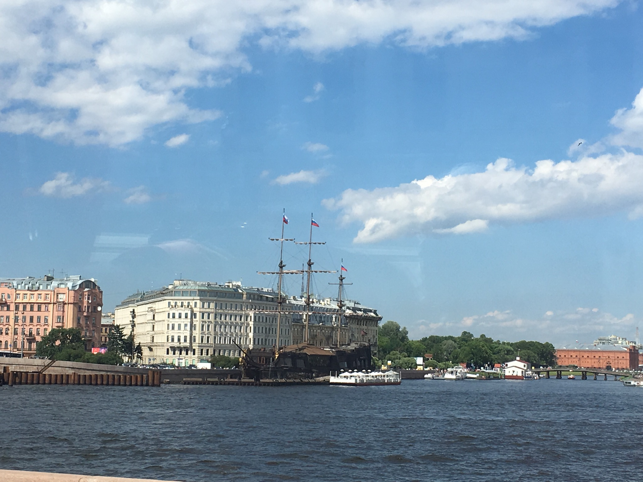 2016 Baltic Sea PerryGolf Cruise - St. Petersburg, Russia - PerryGolf.com
