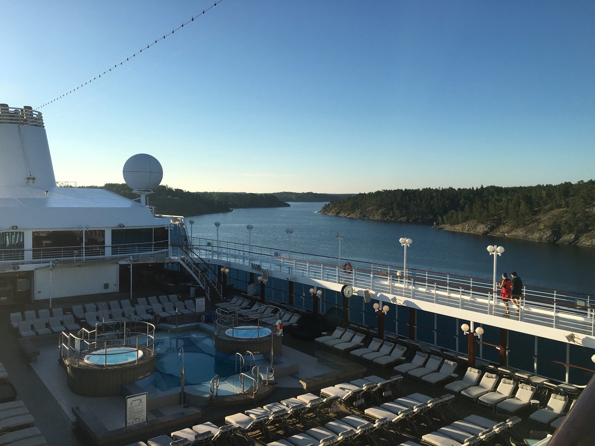 2016 Baltic Sea PerryGolf Cruise - Stockholm, Sweden - PerryGolf.com