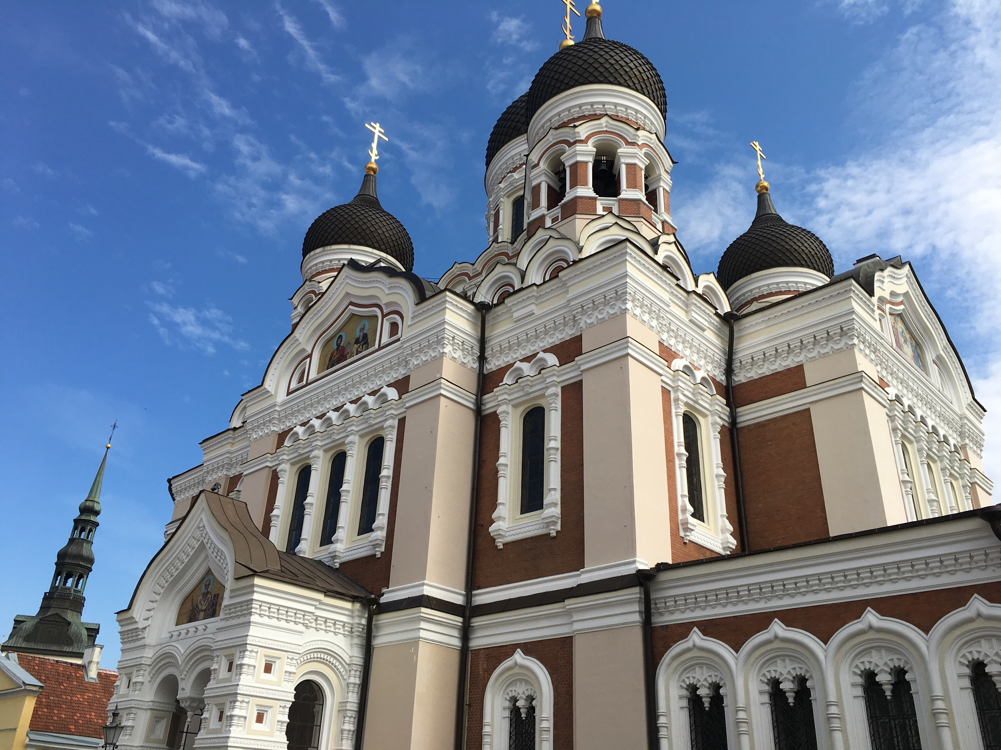 2016 Baltic Sea PerryGolf Cruise - Tallinn, Estonia - Alexander Nevsky Cathedral - PerryGolf.com