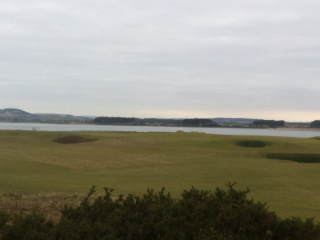 Hole #11, Old Course, St. Andrews - Tee Shot