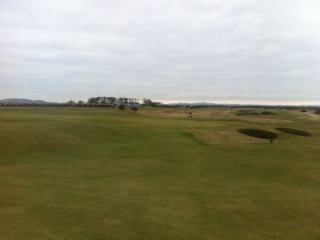 Hole #2, Old Course, St. Andrews - Approach