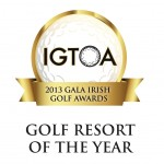 IGTOA - ROSAPENNA IS 2013 GOLF RESORT OF THE YEAR