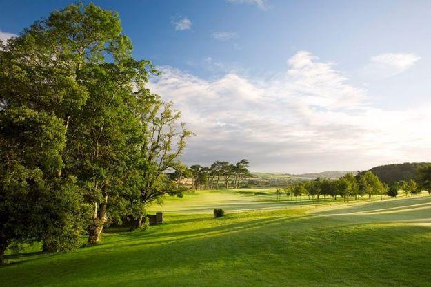 Deerpark Golf Course at Fota Island