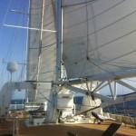 Le Ponant Under Sail