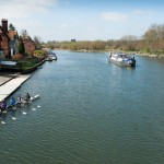 Hampton Court to Henley ~ Golf & History on England's Royal River